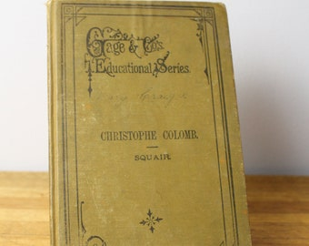 Gage & Co's Educational Series hardcover published by W.J. Gage and Company