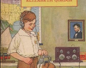 Elizabeth Gordon, John Rae, REALLY SO STORIES in original box, Volland 1924