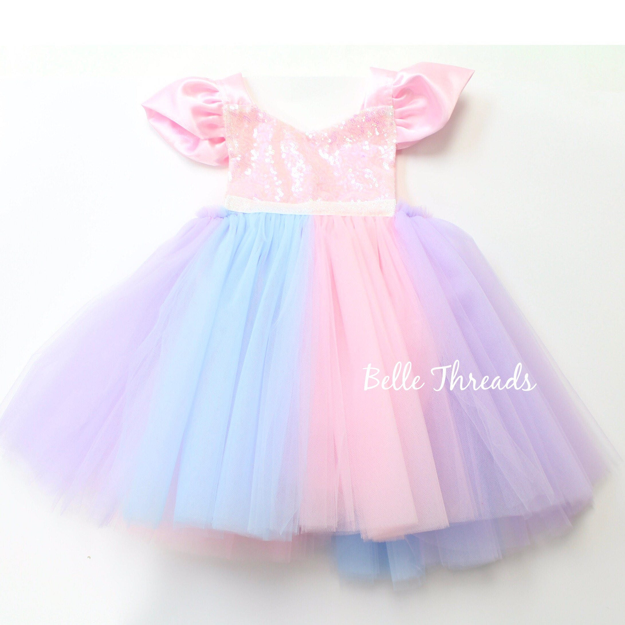 unicorn dress for girls unicorn outfit unicorn 1st birthday