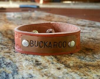 Buckaroo Bracelet