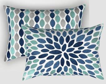 Lumbar Pillow, Lumbar Pillows, Printed Pillows, Decorative Pillow, Throw Pillow, Accent Pillow, Throw Pillows - Available in four sizes.
