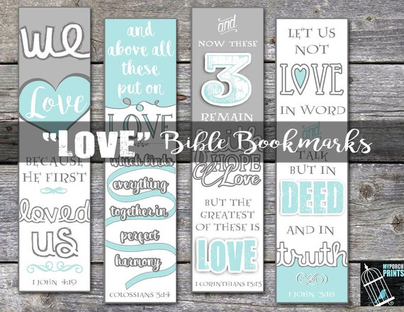 Love bible bookmarks mothers day gift bible journaling template love bible bookmarks mothers day gift bible journaling template gift tags bible journaling printable bible verse love bible verse from myporchprints negle Image collections