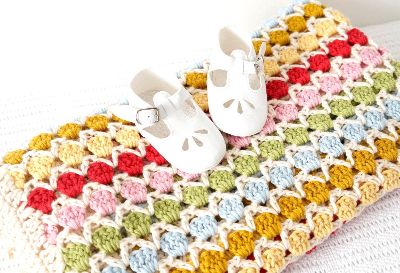 Häkeln Sie Decke Muster Decke Babydecke Erwachsene