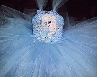 Frozen Inspired Tu-Tu Dresses