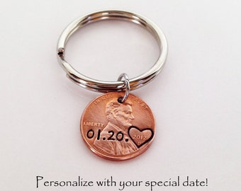 Anniversary Gifts for Men, Anniversary Gifts, Anniversary Gifts for Women, Anniversary Keychain, Anniversary Gifts for Boyfriend, Wedding