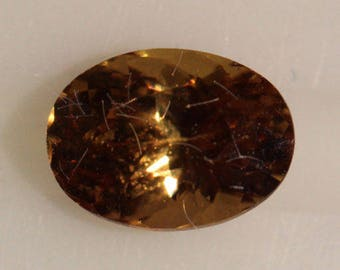 Pink Sapphire 0.67cts Oval Cut 5.80 x 4.20mm Madagascar H9 Y9396 Gem Loose Faceted Gemstone Collector Gemology Gemological
