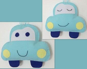 Baby door hanger, Asleep / Awake Door Hanger, Baby decor Door knob hanger