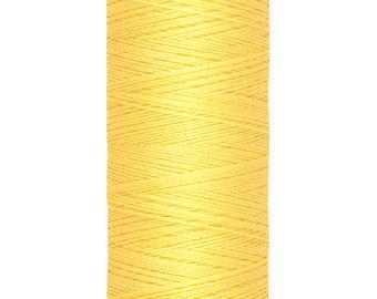 Yellow Gutermann - collar Gutermann thread. 852