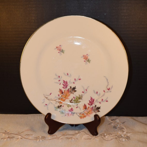 Chalfonte Indian Summer Dinner Plate Vintage Saladmaster Indian Summer Bavaria Plate Discontinued China Replacement Chalfonte Indian Summer