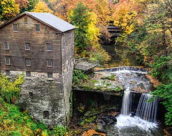 Lanterman's Mill - Youngstown, OH