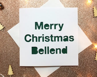 Rude Funny Christmas Card, Adult Card, Swearing Card, Alternative, Rude  Xmas, Best Friend, Boyfriend, Husband, Swear Card, Merry Christmas
