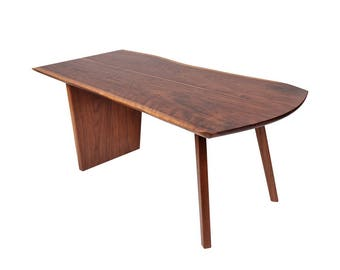 "Coffee table ""BR-21"" from Black Walnut"