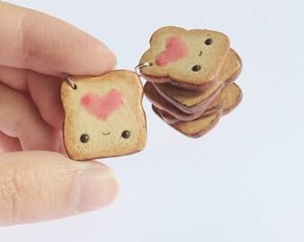 cute little marmalade toast