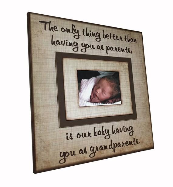 PREGNANCY REVEAL IDEA Sonogram Photo Ultrasound Picture