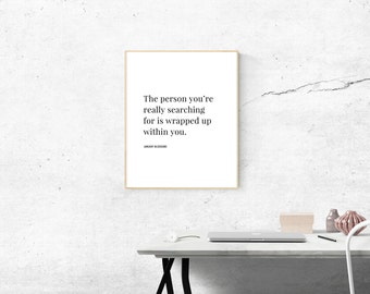 Printable Motivational Inspiring Poetry Quote