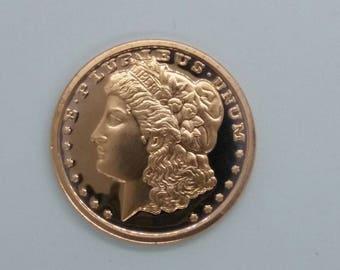 Coin, Copper coin