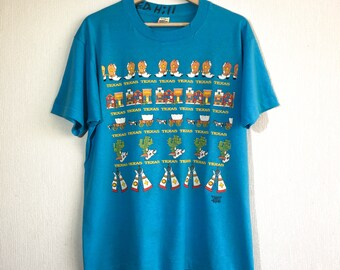 1980s Texas vintage t-shirt