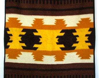 Southwest Camping Blanket / Biederlack / Made in Germany