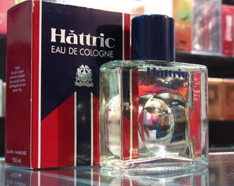 Hattric Eau de Cologne 150ml Edc Splash
