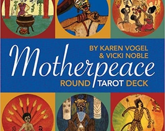 Mini-Motherpeace Tarot Deck (Cards)