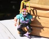 TMNT Scumbug  Action Figure 1990 - Vintage Teenage Mutant Ninja Turtle Foe