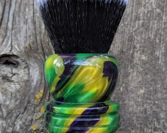 """The Portly """"Party Time"""" shaving brush"""