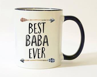 Baba Mug / Baba Gift / Best Baba Ever Mug / Baba Coffee Mug /