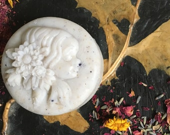 Lavender SOAP and oatmeal