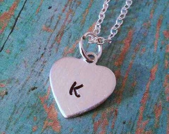 SALE!! Initial Necklace - Personalized Neckace - Necklace - Women's Jewelry - Gift for Girls - Gift for Teens - Gift for Women
