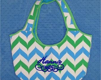 Personalized Beach Bag, Monogrammed Beach Tote Bag, Large Beach Bag, Custom Beach Bags, Womens Travel Bag, Summer Beach Bag, Pool Bag