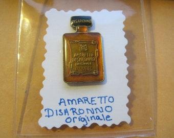 Amaretto Disaronno Originale Lapel Pin