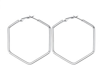 Alloy Fashion Geometric earrings (Silver)