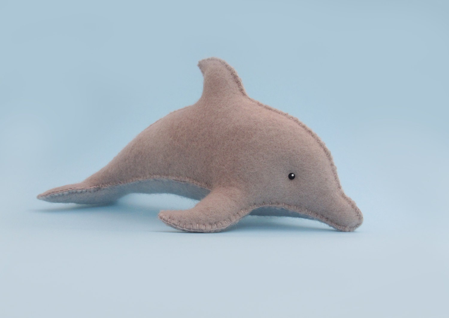 Felt Dolphin and Narwhal Sewing Patterns from LoriDesignsOnline on ...