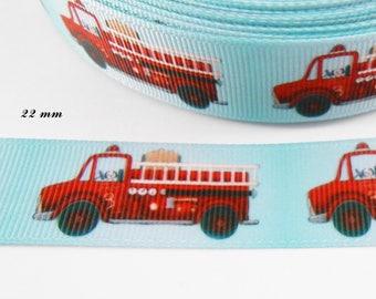 camion de pompier etsy. Black Bedroom Furniture Sets. Home Design Ideas