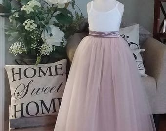 Made in the USA Tulle Dress