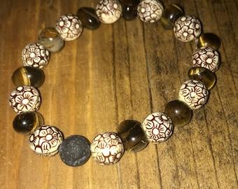 Essential Oil Diffusing bracelet