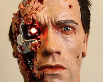 Terminator 2: Schwarzenegger 1.1 Bust