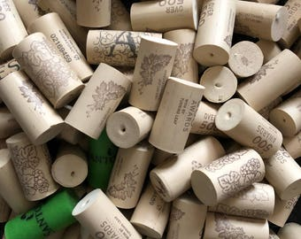 Bulk Synthetic Wine Corks (USED)