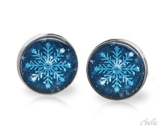 Christmas Earrings Winter-26