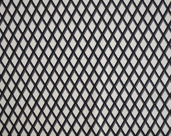 Ettore Sottsass original RETE Fabric for MEMPHIS 1983