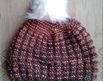 Sugar cube hat