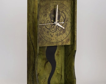 Pendulum Cthulhu Clock