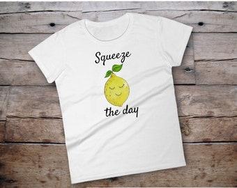 Fruit shirt, fruit shirt women, fruit gifts, lemon shirt, shirts with sayings women, gifts with sayings, lemon gifts, shirts with lemons,