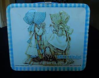Vintage Hollie Hobbie Lunch Box/Aladdin 1979