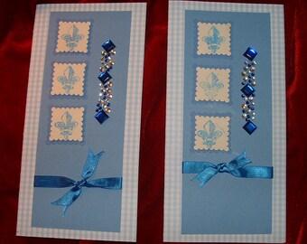 Royalty Card Set Blank Inside