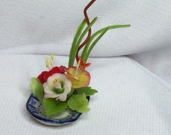 Dollhouse Miniature Plant
