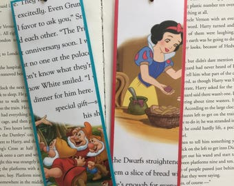 Snow White Disney Bookmarks