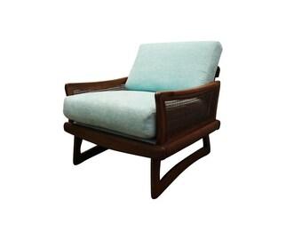 Mid Century Lounge Chair Danish Modern Adrian Pearsall Club Chair