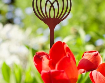 Tulip Art Deco Garden Decoration