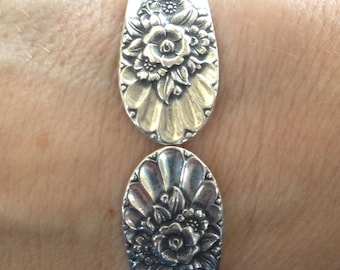 Jubilee 1953  Silverware Bracelet